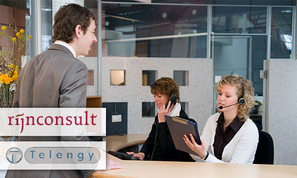 Customer service center - Rijnconsult en Telengy