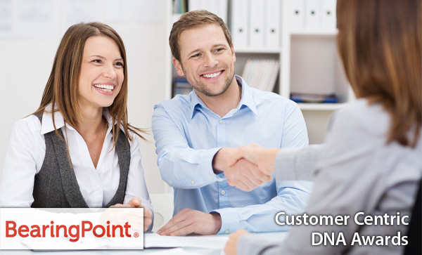 Customer Centric DNA Awards - BearingPoint