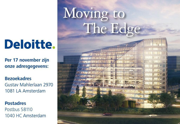 Deloitte - Moving to The Edge