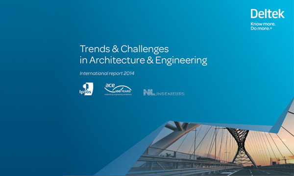 Deltek - Trends & Challenges in Architecture & Engineering