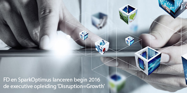 Digital, Disruption is Growth