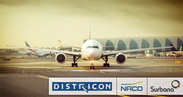 Districon & NACO help Changi Airport with master plan