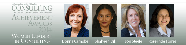 Donna Campbell - Shaheen Dil - Lori Steele - Roselinde Torres