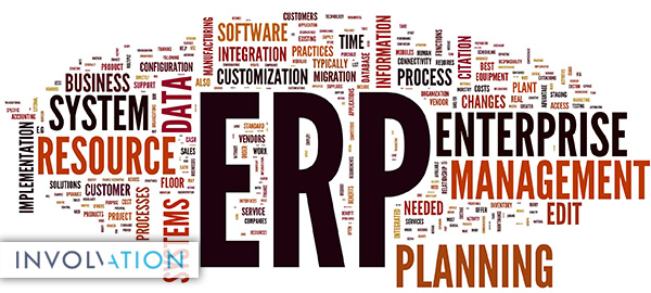 ERP Tagcloud - Involvation