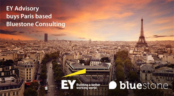 EY Advisory buys Bluestone Consulting