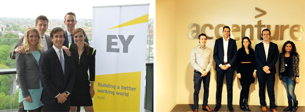 EY - Accenture - Young Professionals