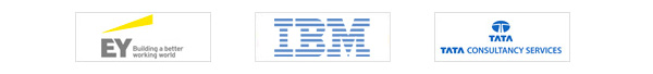 EY - IBM en TATA Consultancy Services