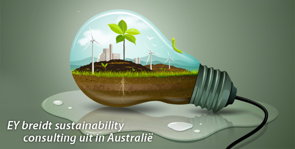 EY Australie - Sustainability