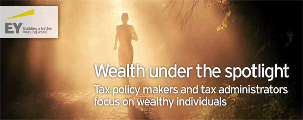 EY Wealth under the spotlight