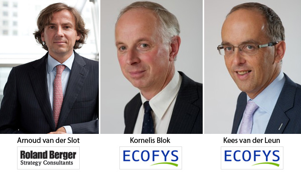 Ecofys en Roland Berger op CleanTech Business Day 2013
