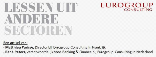 Eurogroup Consulting - 4 Succesfactoren voor Banken