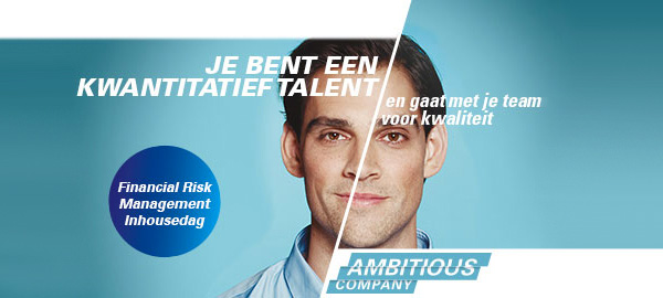 Financial Risk Management Inhousedag