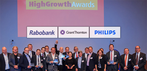 First Consulting en UNC kanshebbers Growth Awards