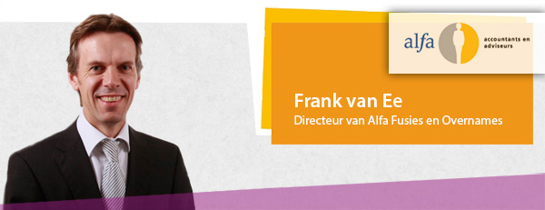 Frank van Ee - Alfa Accountants en Adviseurs