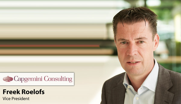 Freek Roelofs - Capgemini Consulting