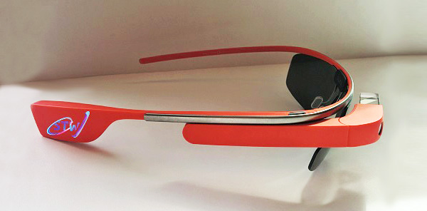 Google Glass for rowers