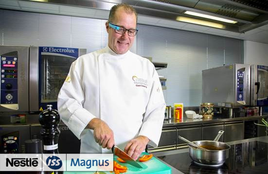 Google Glass in de keuken