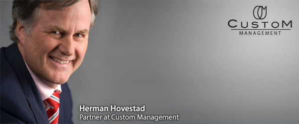 Herman Hovestad, Custom Management