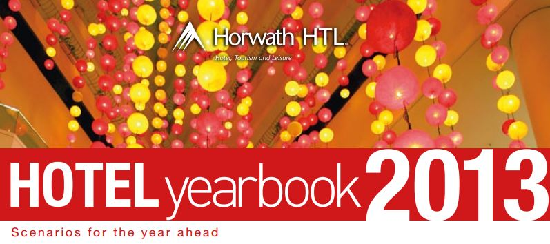 Horwath HTL - Hotel Yearbook 2013