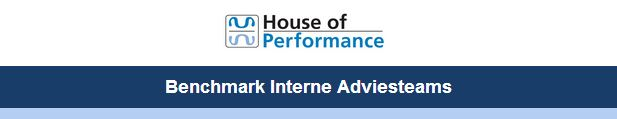 House of Performance - Benchmark Interne Adviesteams