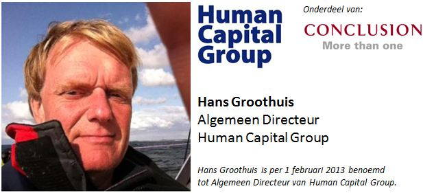 Human Capital Group - Hans Groothuis