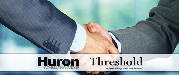 Huron Consulting Group koopt Threshold Consulting