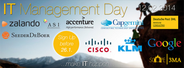IT Management Day