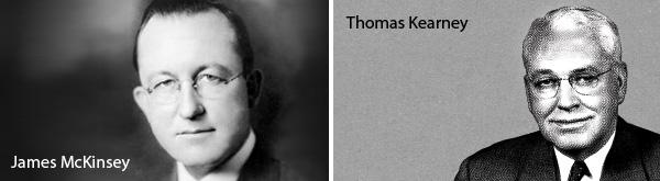 James McKinsey - Thomas Kearney