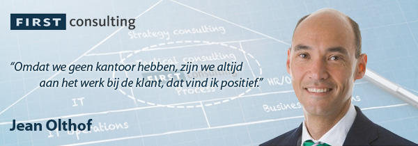 Jean Olthof - First Consulting