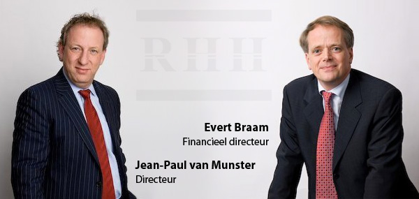Jean-Paul van Munster en Evert Braam - RHH