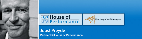 Joost Preyde - House of Performance