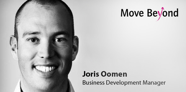 Joris Oomen - Move Beyond