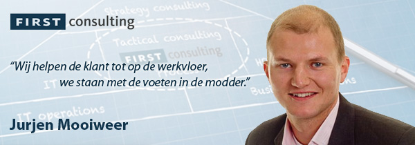 Jurjen Mooiweer - First Consulting