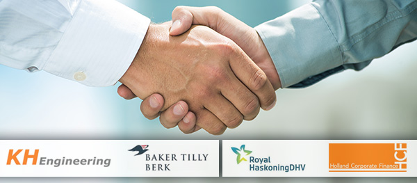 KH Engineering - Baker Tilly Berk - Royal HaskoningBV - HCF