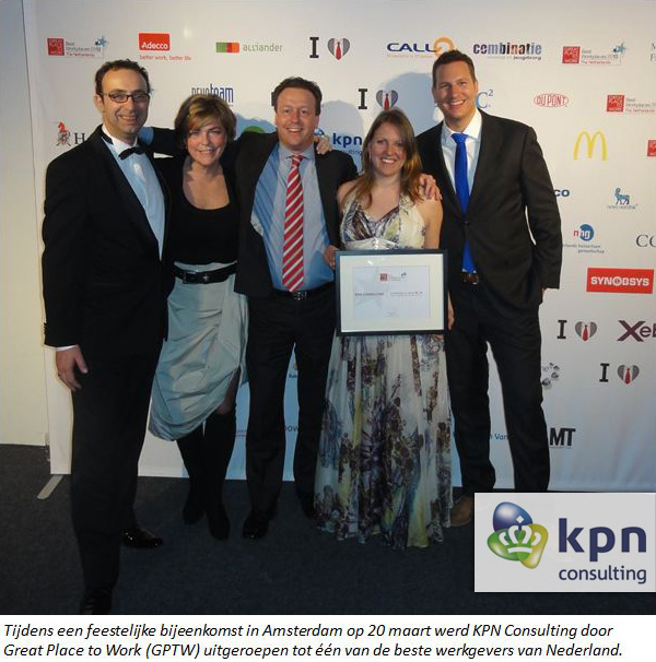 KPN Consulting - GPTW 2013
