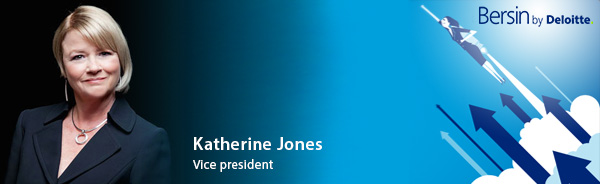 Katherine Jones Vice president Bersin by Deloitte