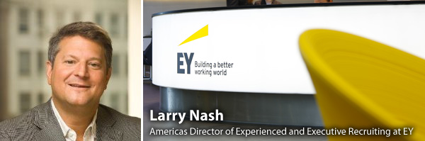 Larry Nash - EY