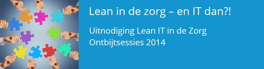 Lean IT in de zorg