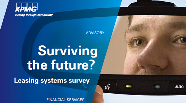 Leasing Systems Survey rapport - KPMG