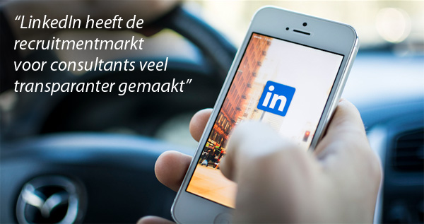 LinkedIn maakt recruitmentmarkt transparanter