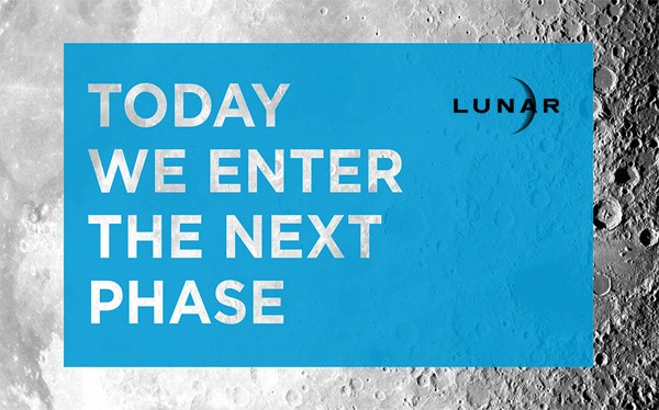 Lunar - Today we enter the next phase