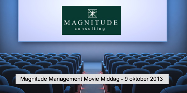 Magnitude Consulting - movie middag