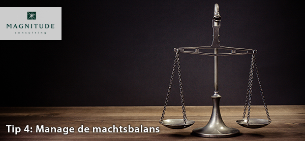 Manage de Machtbalans