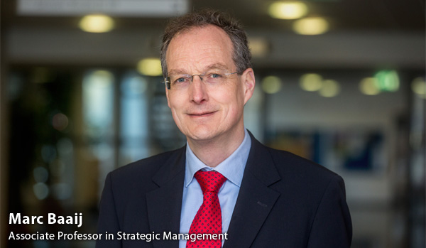 Marc Baaij, Associate Professor in Strategic Management