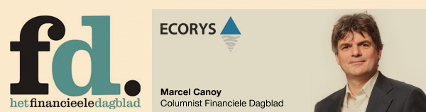 Marcel Canoy - Columnist Financiele Dagblad