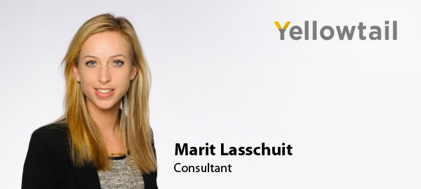 Marit Lasschuit - Yellowtail