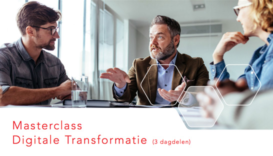 Masterclass Digitale Transformatie