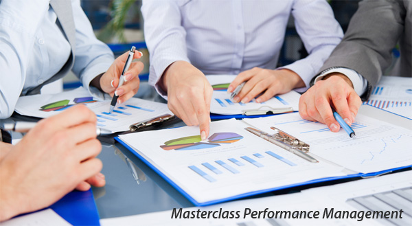 Masterclass Performance Management