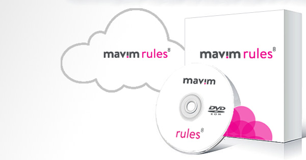 Mavim Rules - software