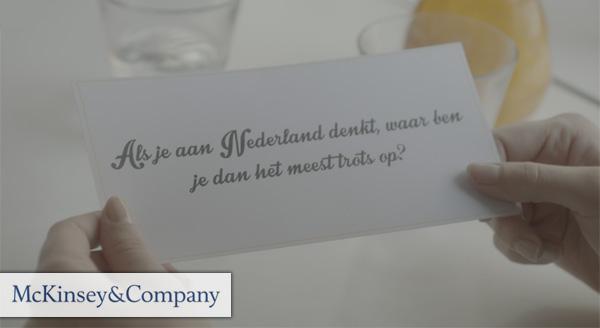 McKinsey - Namens Nederland